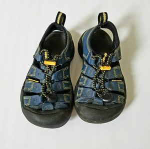 Keen Blue Water Sandals Size 11